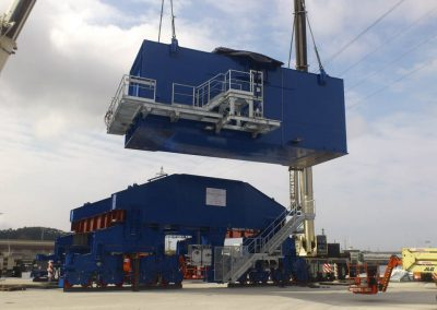 65 tons crane