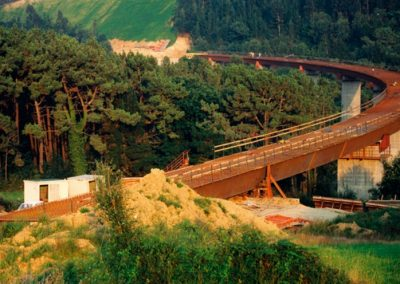 Viaduct of Cadavedo