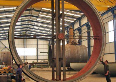 Equipment for steel mill